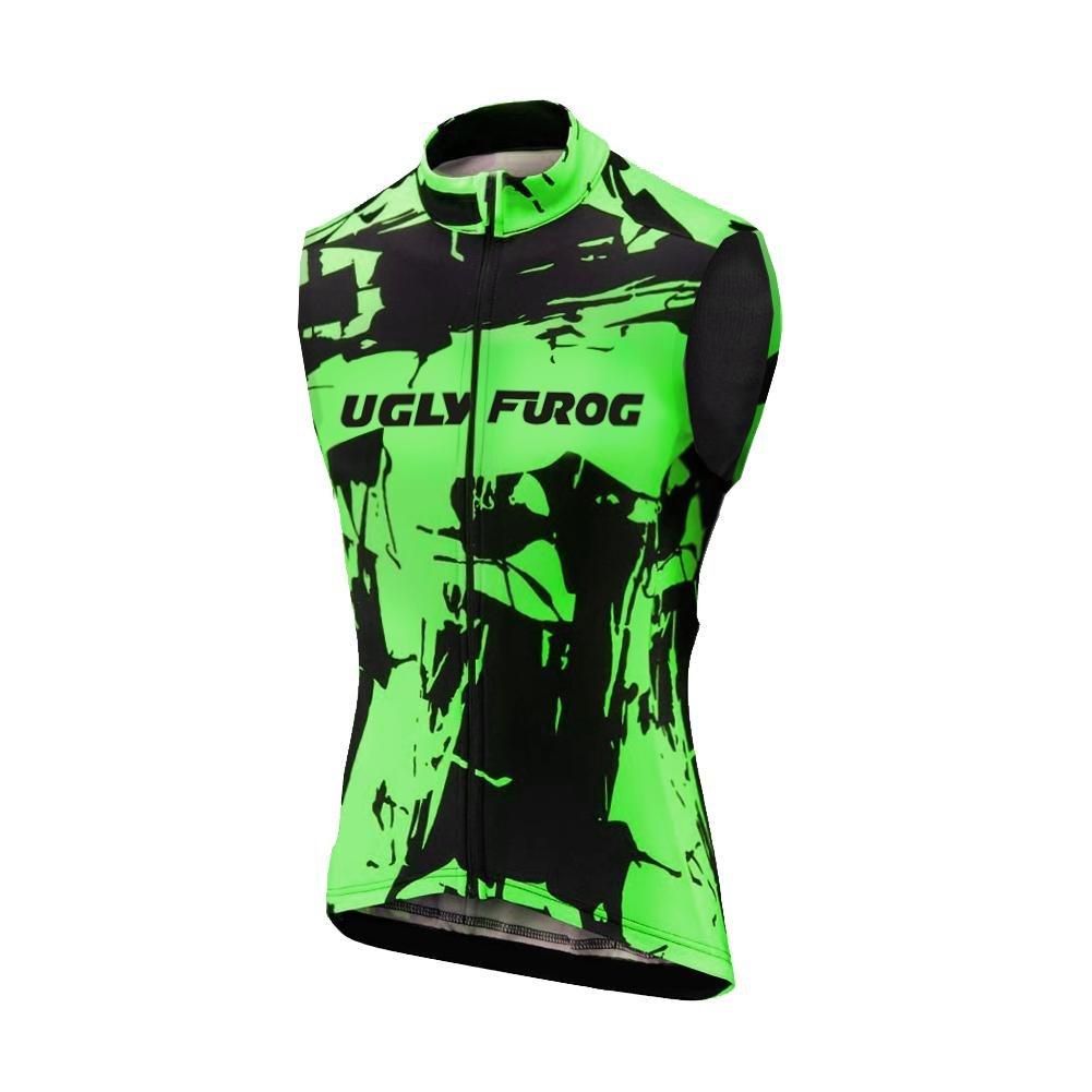 Uglyfrog Bike Wear Radsport Bekleidung Damen Summer Style Trikots /& Shirts Vest Set DXWZ06