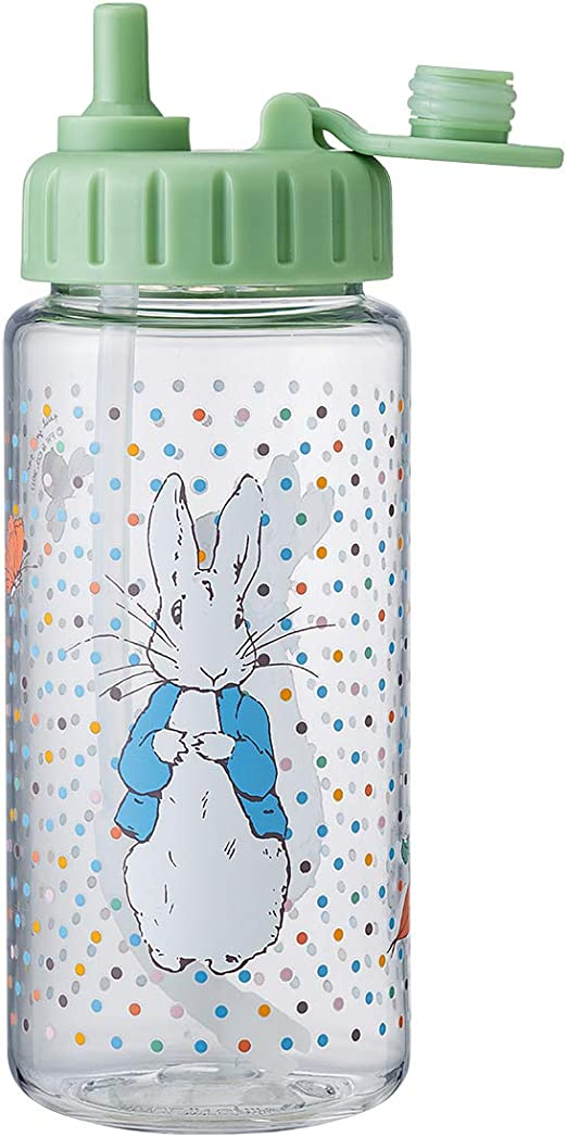 Petit Jour Botella Agua Conejo Tritan