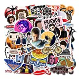 Decal Stickers 50 PCS Stranger Things Laptop