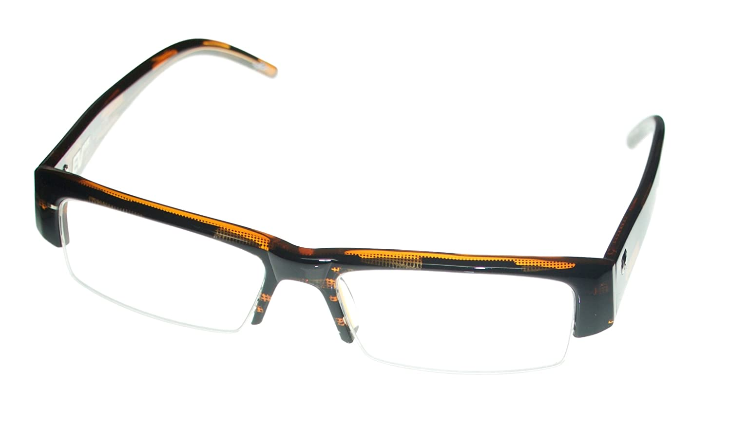 Amazon.com: Electric Mens Eyewear Frame Matrix café de ...