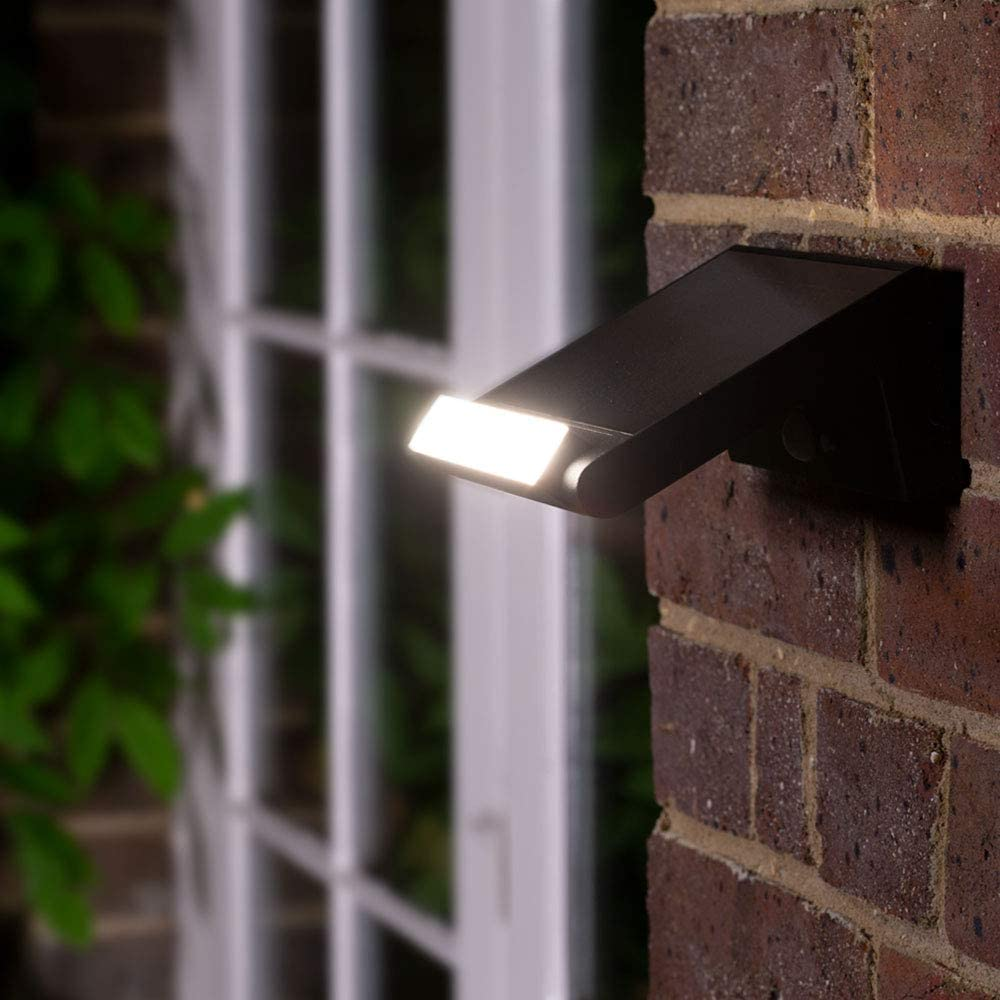 Astron Outdoor Solar Powered Motion Activated Ray Light