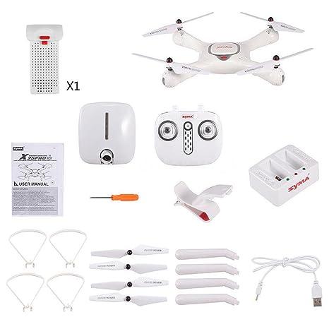 CatcherMy Drone original Syma X25 PRO GPS WiFi FPV RC/con cámara ...