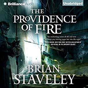 The Providence of Fire Audiobook