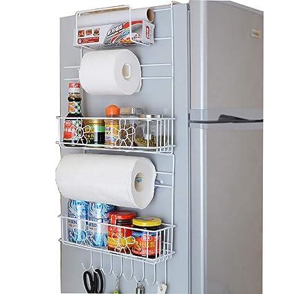 Nevera Colgante Estante de Almacenamiento en Rack Refrigerador de ...