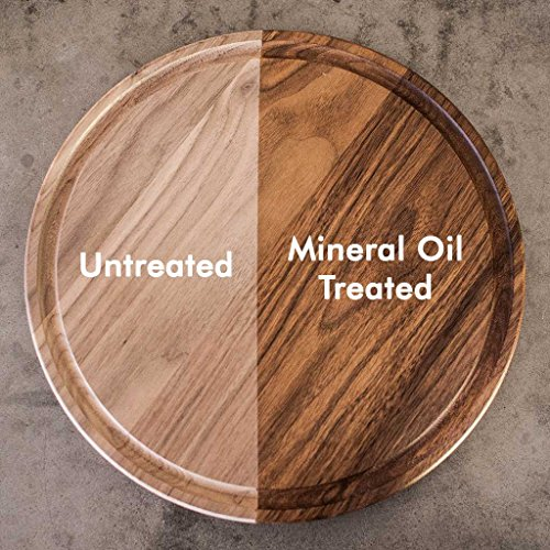 Food Grade Mineral Oil, 1 Gallon (128oz), for Cutting Boards and Butcher Blocks, Stainless Steel and More, NSF Approved by UltraSource (Image #1)