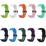 Docooler Smartwatch Band Replacement Silica Gel Bracelet Strap Band Accessories Watch Belt Women Men Wristbands…