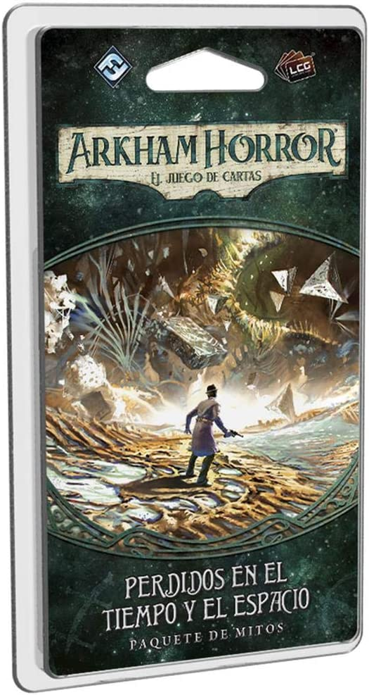 EDG0FFAHC08 Lost in Time and Space Multicolour Edge Arkham Horror Lcg