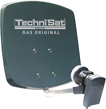 TechniSat DigiDish 33 Mini de – Antena parabólica 33 cm Color ...