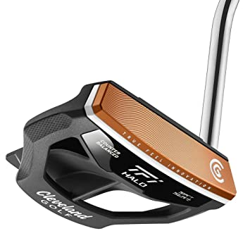 Nueva Cleveland TFI Halo Putter de Golf w/counter ...