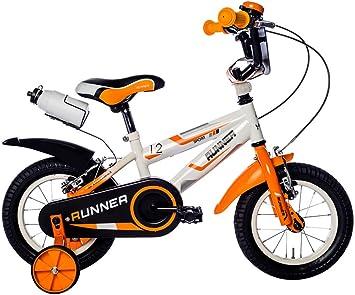 Schiano Bicicleta Niño 12 Pulgadas Runner con Ruedas Extraibles ...