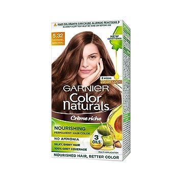 Buy Garnier Color Naturals Crème hair color, Shade 5.32 Caramel