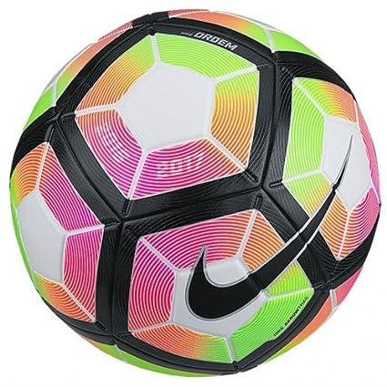 Amazon.com   Nike Premier League Ordem 4 Football Soccer Ball(Hi-Vis ... b3d38a2b6294