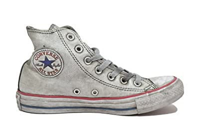 f21cd9fa2169e Converse - All Star Limited Edition - cuir blanc