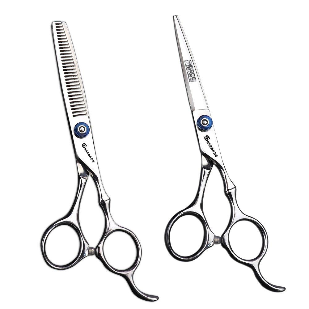 Forbici professionali da barbiere capelli Clipper set 6 pollici SV1SAF SGASR49
