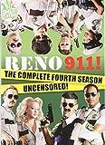 Reno 911: Complete Fourth Season [DVD] [Region 1] [US Import] [NTSC]