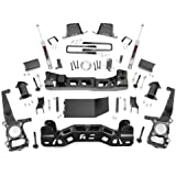 Rough Country - 598S - 6-inch Suspension Lift Kit w/ Performance 2.2 Shocks
