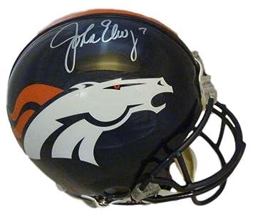 a696a19cb John Elway Signed Helmet - Current Proline 11178 - JSA Certified - Autographed  NFL Helmets