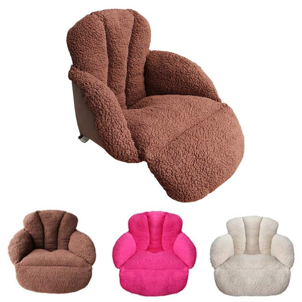 Amazon.com: Cojín reclinable para asiento de coche, respaldo ...