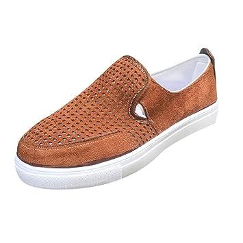 Details zu GEOX Echt LEDER Damen SCHUHE Loafer SLIPPER Größe 39 UK6 MOKASSINS SHOES braun