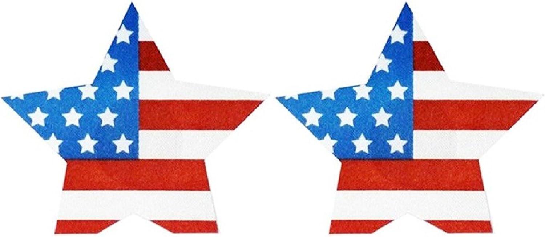 drapeau américain Accessoires beauté poitrine cache tétons nipple covers