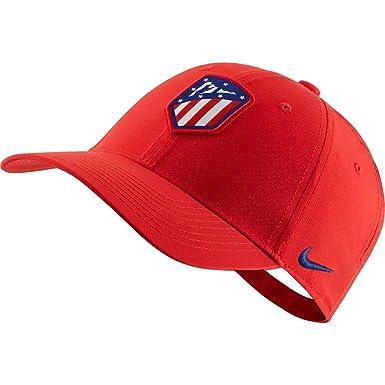 Nike ATM U Nk Dry L91 Cap Adj Unisex Adulto, Sport Red/Deep Royal ...