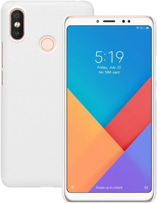 XunEda Funda Xiaomi Mi MAX 3 6.9 Funda Antideslizante Ultrafino ...