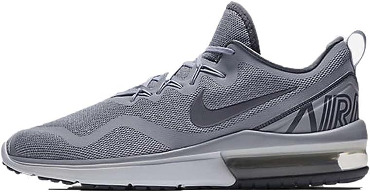 Nike Air MAX Fury, Zapatillas de Running para Hombre, Gris (Wolf Grey/Dk Grey/Stealth 004), 36.5 EU: Amazon.es: Zapatos y complementos
