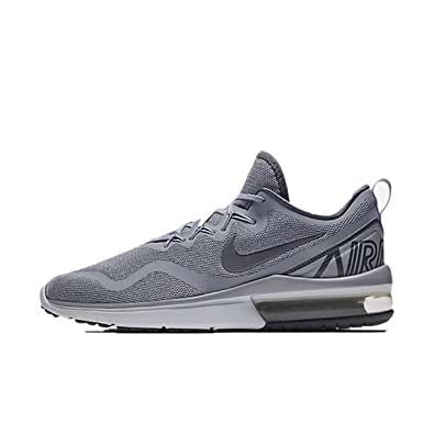 tout neuf b0618 3194e Nike Air Max Fury, Chaussures de Running Homme, Gris (Wolf ...