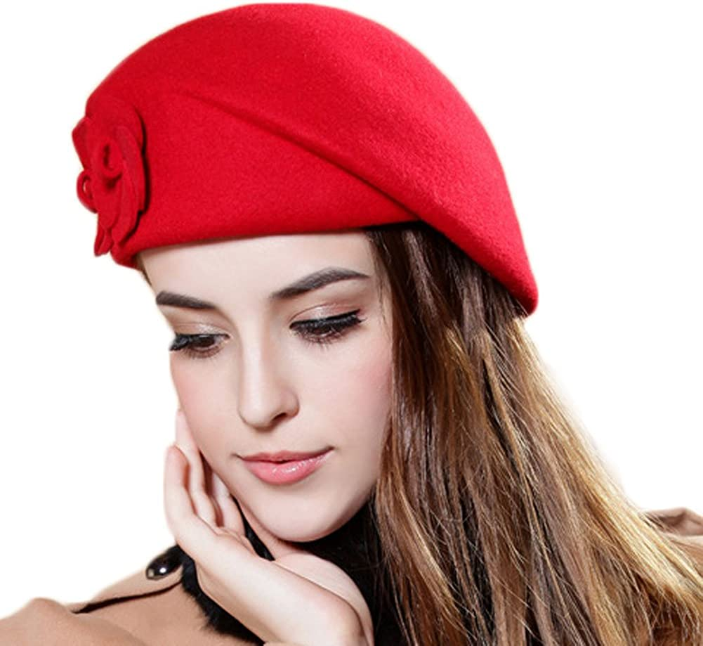 June's Young French Beret-...