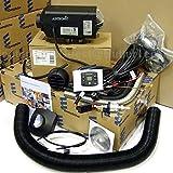 12 volt cab heater - Eberspacher Espar Airtronic D2 air heater 12v Diesel with 80110003 control | 292199018017 | E8017