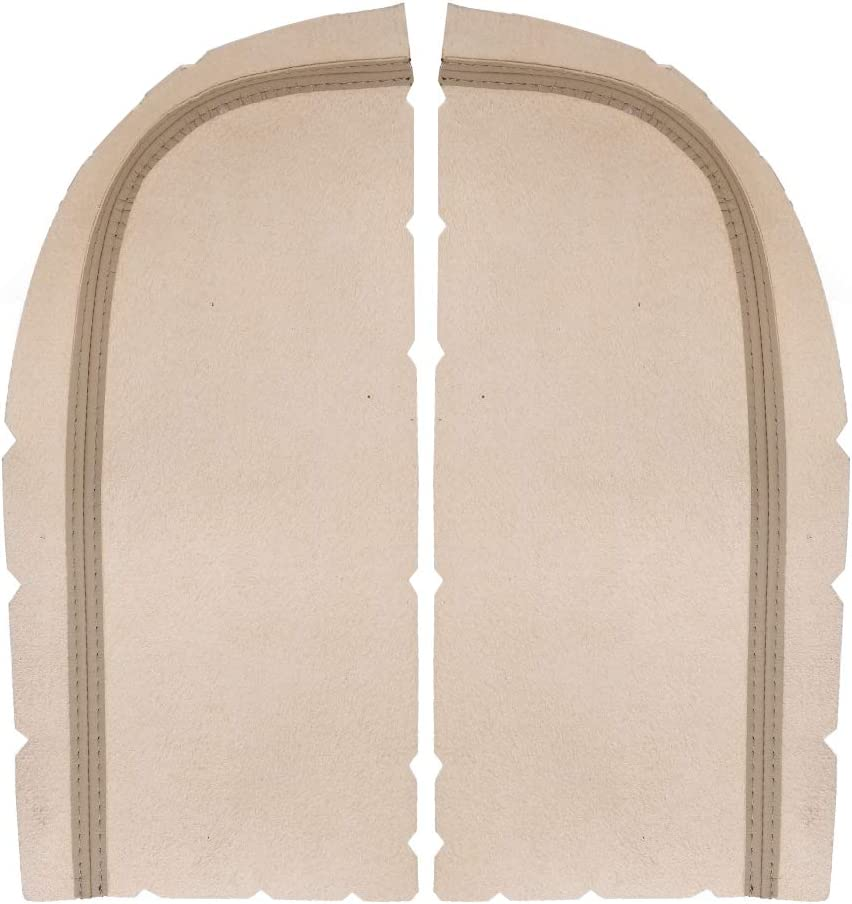 Center Console Lid Armrest Cover Leather Skin Beige Tan Fits For 2007-2013 Acura MDX