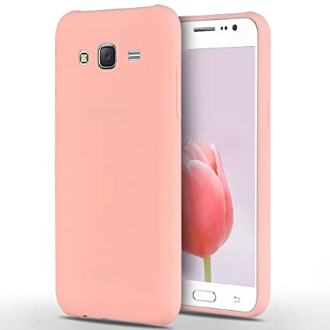 Anfire Funda para Samsung J5 2015, Carcasa Silicona Gel TPU ...