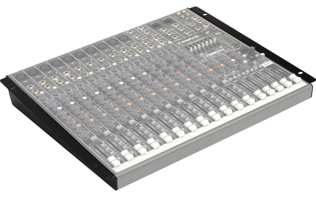 Rackmount Kit Bracket Ears For Mackie ProFX16 Mixer
