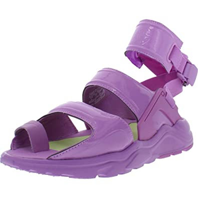 96586afee529 Image Unavailable. Image not available for. Color  Nike Womens Air Huarache  Gladiator QS ...
