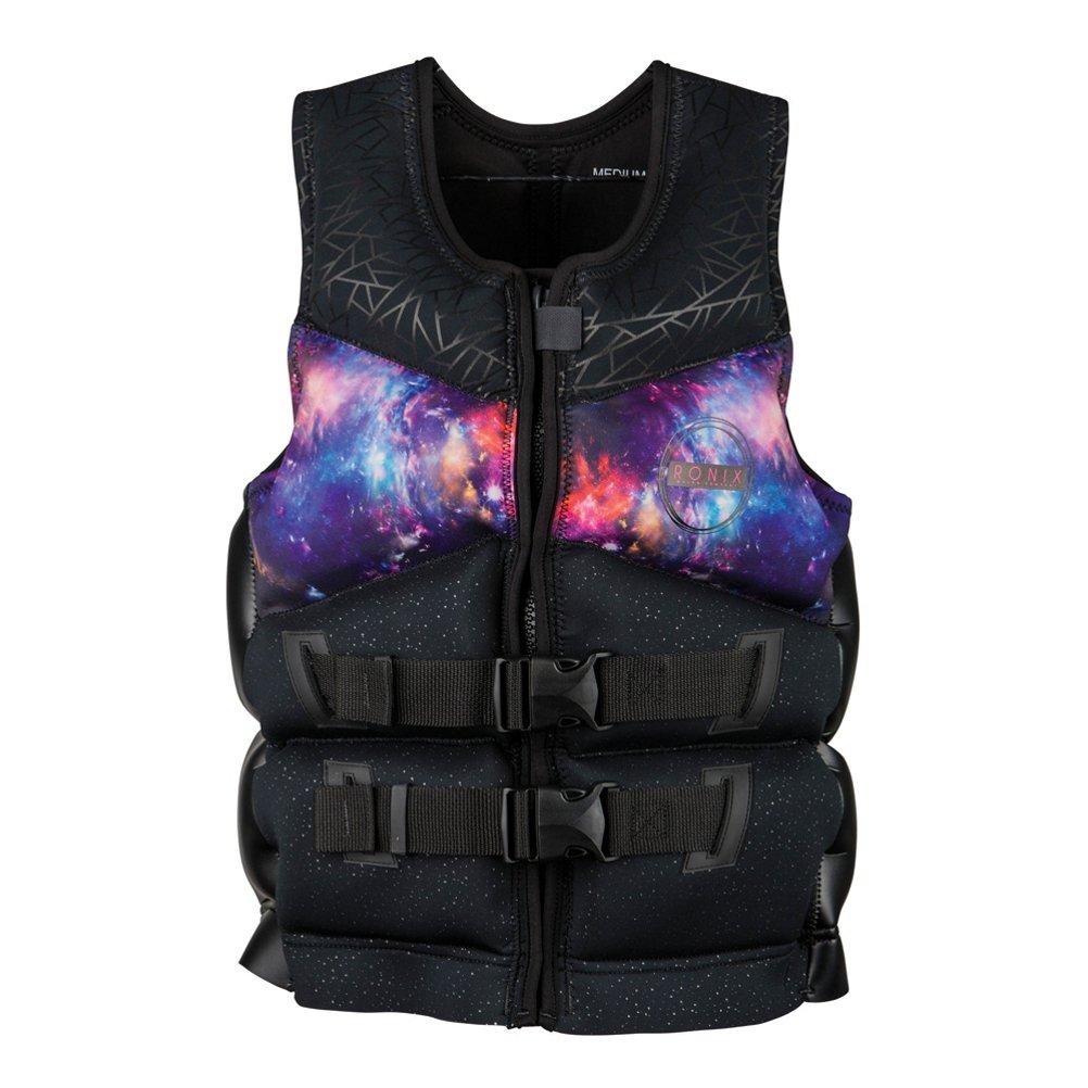 Ronix Womens Limelight Capella CGA Vest Blk / Galaxy 2.0 ( 2018 ) -small B075QPTQYH Small