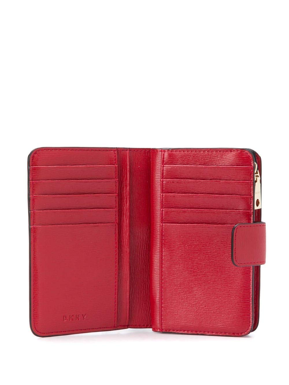 Cartera DKNY Mujer Karan New York R8313659 8rd Bright Red ...