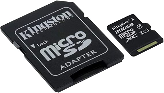 Professional Kingston 64GB for LG E475 MicroSDXC Card Custom Verified by SanFlash. 80MBs Works with Kingston