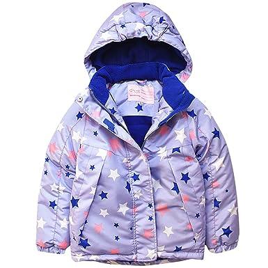 5902b52e2 Hooded Jacket Waterproof Kids - Baby Boy Girl Fleece Softshell Coat ...