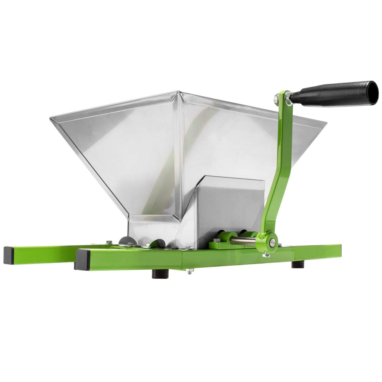 LFGB Approved 1.85 Gallon Stainless Steel Fruit Crusher Portable ...