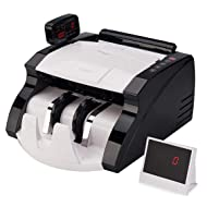 G-Star Technology Money Counter with UV/MG Counterfeit Bill Detection (Standard)