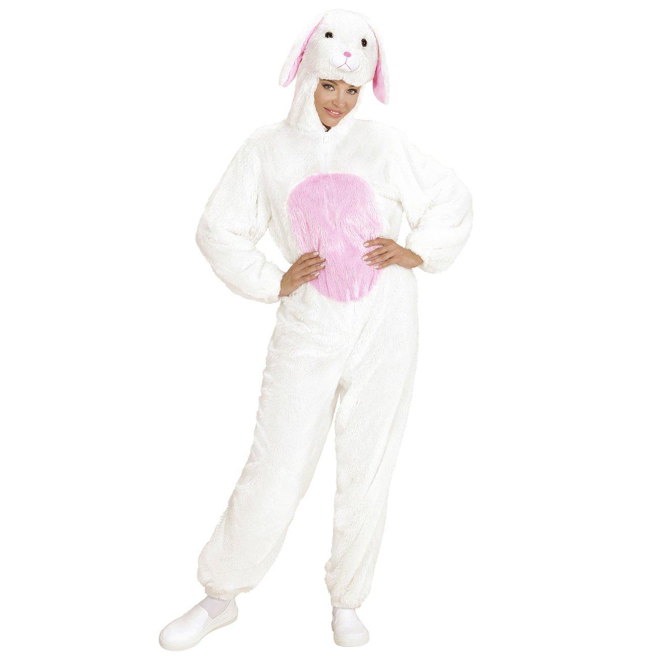 WIDMANN Adultos Disfraz Conejo: Amazon.es: Juguetes y juegos