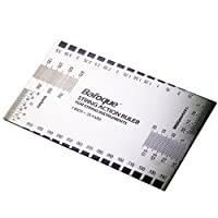 String Action Ruler Gauge ,Forever-direct Guitar Set Up Tool for Electric Bass and Acoustic Guitar