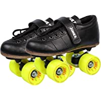 JJ Jonex Gold Shoe Skates Size 11,12,1,2,3,4, (for Kids) and 5,6,7,8,9 (Adults) with Skates Kit Bag Included