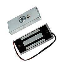 OBO HANDS 60 kg (59,9 Kilogram) 12 V Électrique de Contrôle d'accès de porte Magnétique Verrou Serrure Électrique