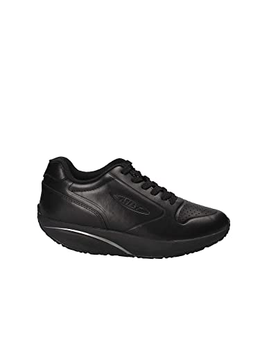 MBT Shoes Women s 20th Anniversary Athletic Shoe  Black Nappa 5 Medium (B) 14eb77557d