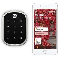 Deals on Yale Assure Lock SL Key Free Smart Lock w/Touchscreen Keypad