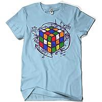 Camisetas La Colmena 4189-Parodie T-Shirt Rubikcube