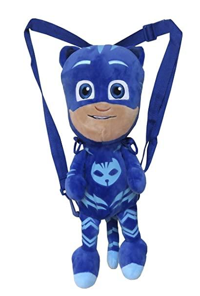 TV|PJ MASKS PJ Masks Catboy soft plush toy bacpack