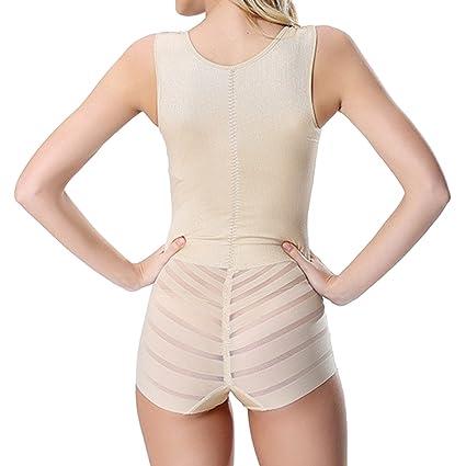 c292acb07960c Shymay Women s Shapewear Bodysuit Seamless Sheer Shaping Slimming Body  Shapewear at Amazon Women s Clothing store