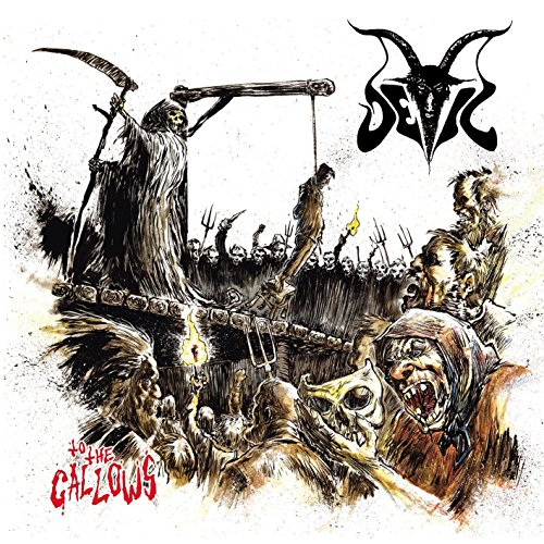 Devil - To The Gallows - CD - FLAC - 2017 - NBFLAC Download